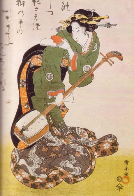 Edo Pleasure Districts