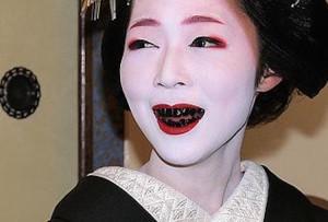 ohaguro-maiko